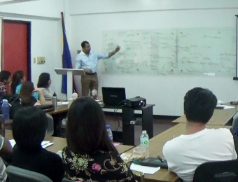 """""""Maximizing the Value of Your MBA Diploma"""" with Mr. Arvind Arryan of Jaarvis Labs Hong Kong"""
