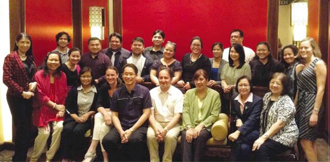 Yale-NUS Founding President Visits Manila for MBA Forum
