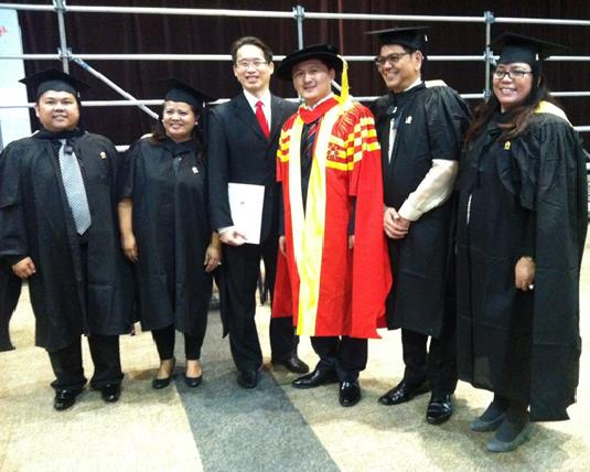 Gov't Employees take up Online MBA to Attain Greater Heights